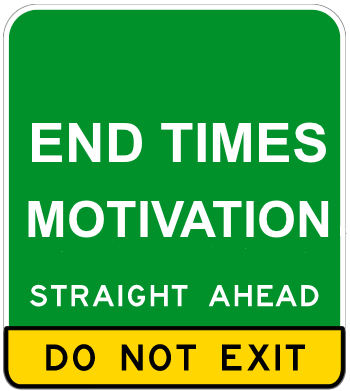 end times motivation