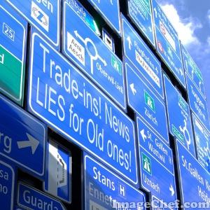 LIES; trade-ins