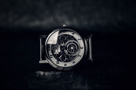 broken watch