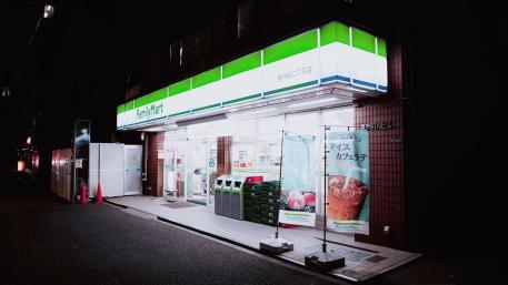 convenient store