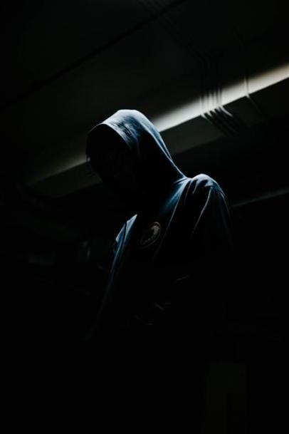 hoodie guy