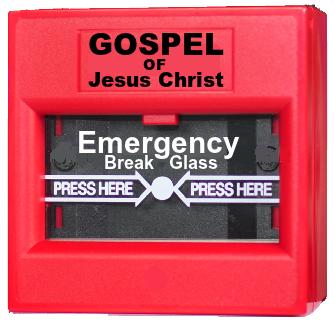 emergency - break glass