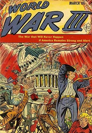 world war 3 comics