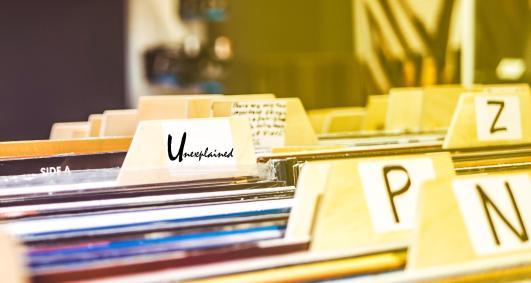 unexplained file