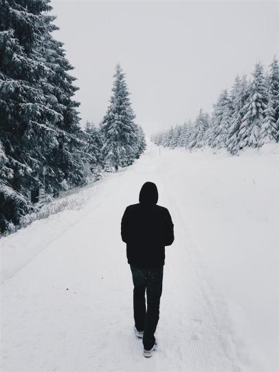 walk away?