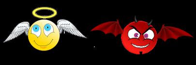 angel, demon