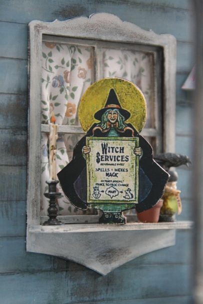 witchcraft services