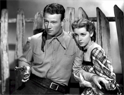 drama, John Wayne