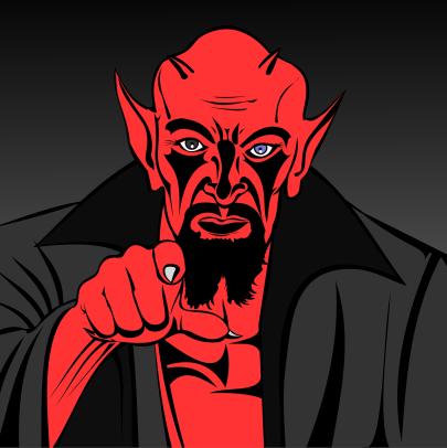 Satan, devil, demon