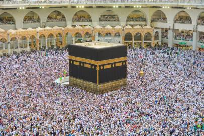 Muslim hordes?