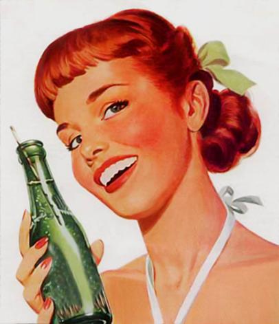 soda, retro
