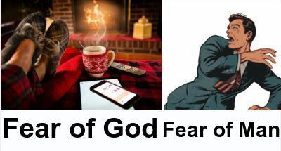 without a fear of God
