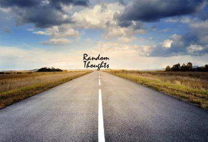 random thoughts