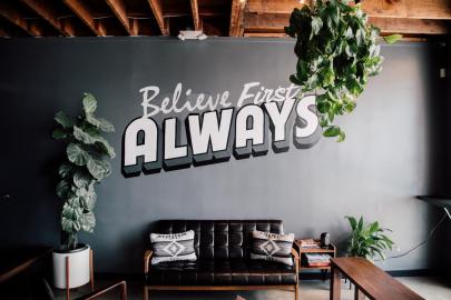 believe first